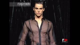 LES HOMMES Spring Summer 2009 Menswear   Fashion Channel