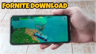 How to Download Fortnite on Any Android Device!!! (With Proof)