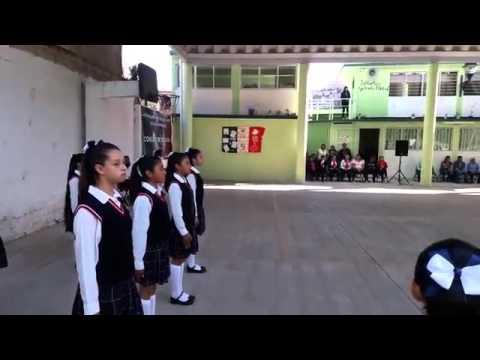 Concurso de escoltas 2016 xalapa,ver.primer lugar a la escuela primaria Amado Nervo