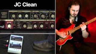 CUBE-40XL Guitar Amplifiers Overview