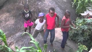 Zimbabwe Africa Kids Dancing