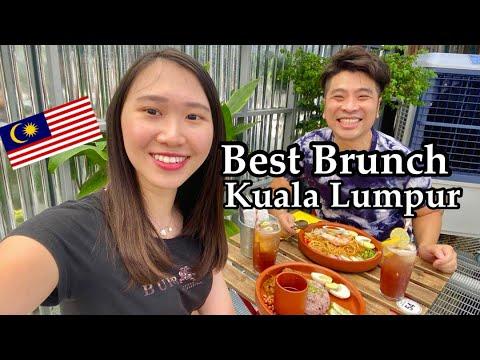 🍹 Best Brunch Places in Kuala Lumpur: VCR, Lisette's Cafe, Ho Kow, Kleptokrat