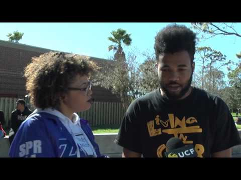 UCF NPHC Brings Back Black Wednesday