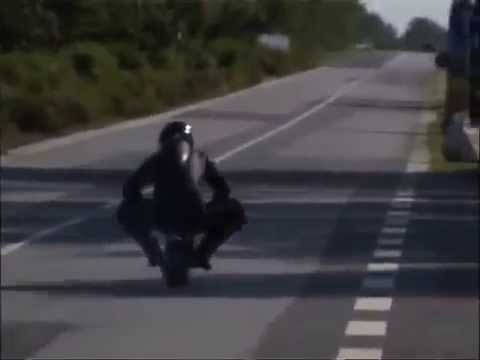 Ghostrider 3 - Goes Crazy in Europe