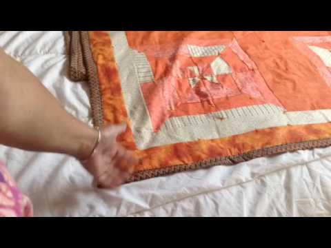 Putting Together Your First Quilt Or How To Put Together A Quilt