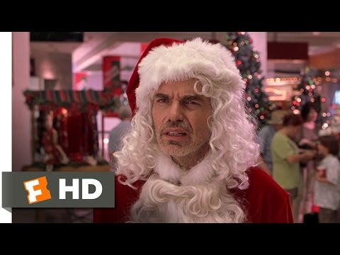 Bad Santa (1/12) Movie CLIP - My F*** Stick (2003) HD