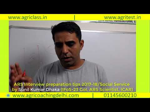 ARS Interview preparation tips 2017-18