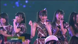Download Video AKB48 - Love Shugyou (LOVE修行) • AKB48 Manatsu no Dome Tour~Mada mada, Yaranakya Ikenai koto ga aru~ MP3 3GP MP4