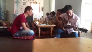 Không quan tâm (Guitar cover) - XBoys Band
