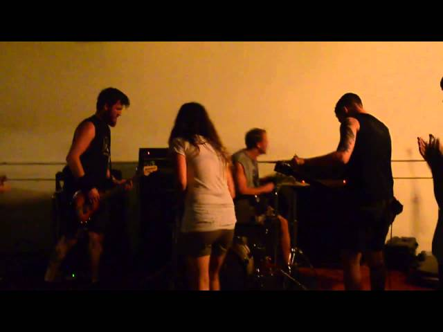 Reivers - Live in Greensboro 7/25/13