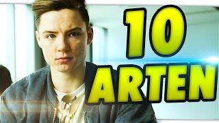 10 ARTEN VON MITSCHÜLERN