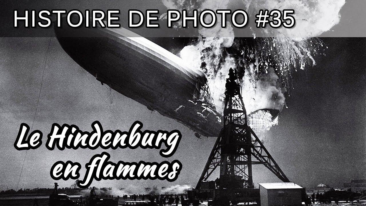 ???? Le Hindenburg En Flammes | Histoire de Photo #35