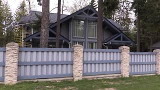 Голая правда о РЕСТАВРАЦИИ фасада деревянного дома! 12 лет спустя. Палекс
