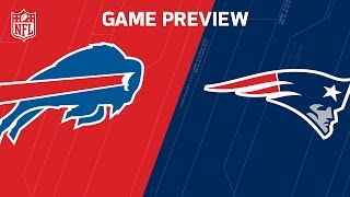 Bills vs. Patriots (Week 4 Preview) | Around the NFL Podcast | NFL