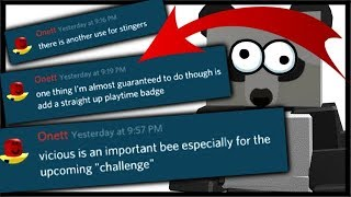 *NEW* CODE & LEAKED UPDATE INFO! | Roblox Bee Swarm Simulator