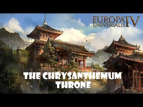 [FR] Europa Universalis IV - Rediffusion Live - The chrysanthemum throne 1