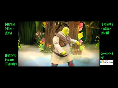 Historic Palace Theatre presents: Shrek the Musical