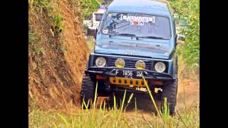Modifikasi Suzuki Jimny Indonesia