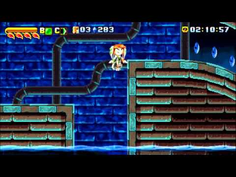 Freedom Planet - Entering Spade's exclusive area in AT as Milla