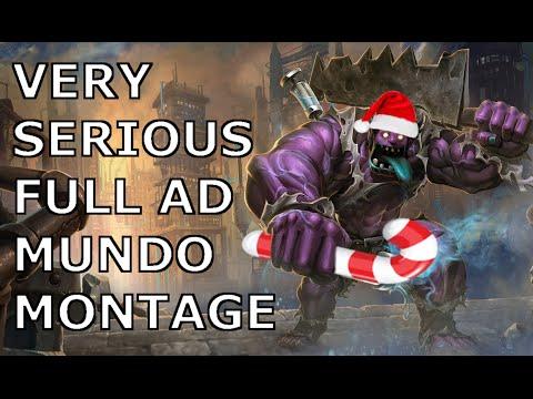 Clip LoL : Dr.Mundo lên Full AD sức mạnh khủng khiếp