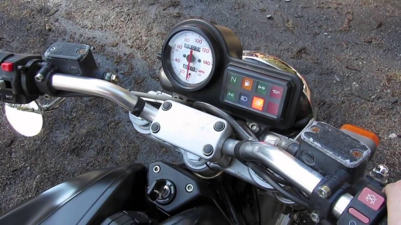 1999 Ducati Monster 750 Youtube