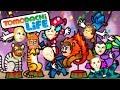Tomodachi Life 3DS Adventure Time Miis, Group Photo Fun Gameplay Walkthrough PART 13 Nintendo