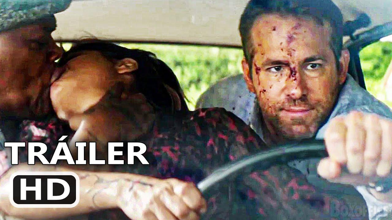 DURO DE CUIDAR 2 Tráiler Español 2 SUBTITULADO (2021) Ryan Reynolds, Samuel L. Jackson