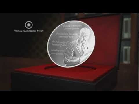 RMR: New From The Royal Canadian Mint