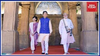 Shinzo Abe India Visit: Modi, Japanese PM To Visit Sidi Saiyyid Ni Jaali In Ahmedabad