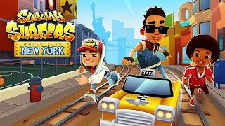 Subway Surfers New York Android Gameplay #2