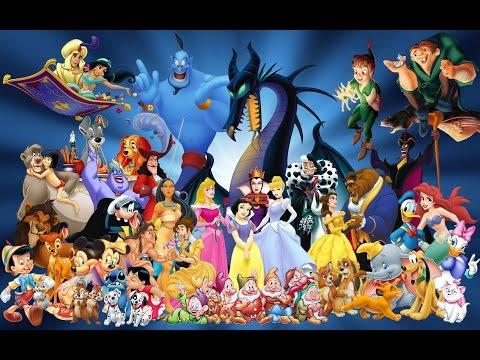 Disney songs mashup