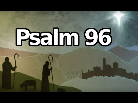 🎤 Psalm 96 Song with Lyrics - Sing to the Lord - Jason Silver [WORSHIP SONG]