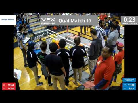 2017 VEX South Texas State Championship