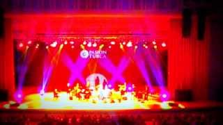 Askin Bahardi, Pink Martini Concert live in Ankara 2013