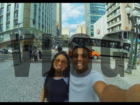 Vlog em Curitiba | Nossa Travel
