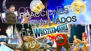 Predicciones y Reaccionnes de Wrestlemania | TripleLunatico