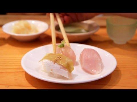 Make Omakase at Sasabune - NY CHOW Report Images