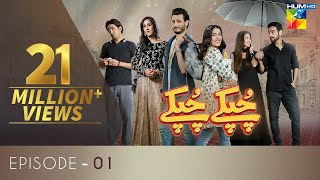 Chupke Chupke | Episode 1 | Digitally Presented by Mezan & Powered by Master Paints | HUM TV | Drama