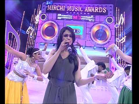 Mirchi music awards South - Suchitra & Naresh Iyerq