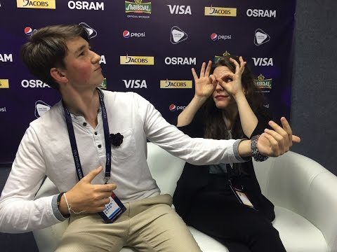 Exclusive Eurovision 2017 Interview With Luisa Sobral Songwriter Portugal