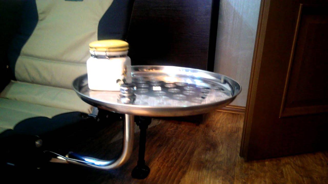 Обзор кресла Korum X25 Deluxe Accessory Chair - YouTube