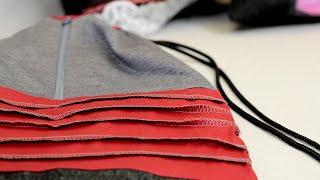 Берніна оверлок/оверлок л 460 / 450 л: потокові та шиття, 3-нитковий оверлок