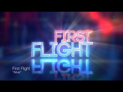 First Flight - Alive (Hillsong Young & Free Cover)