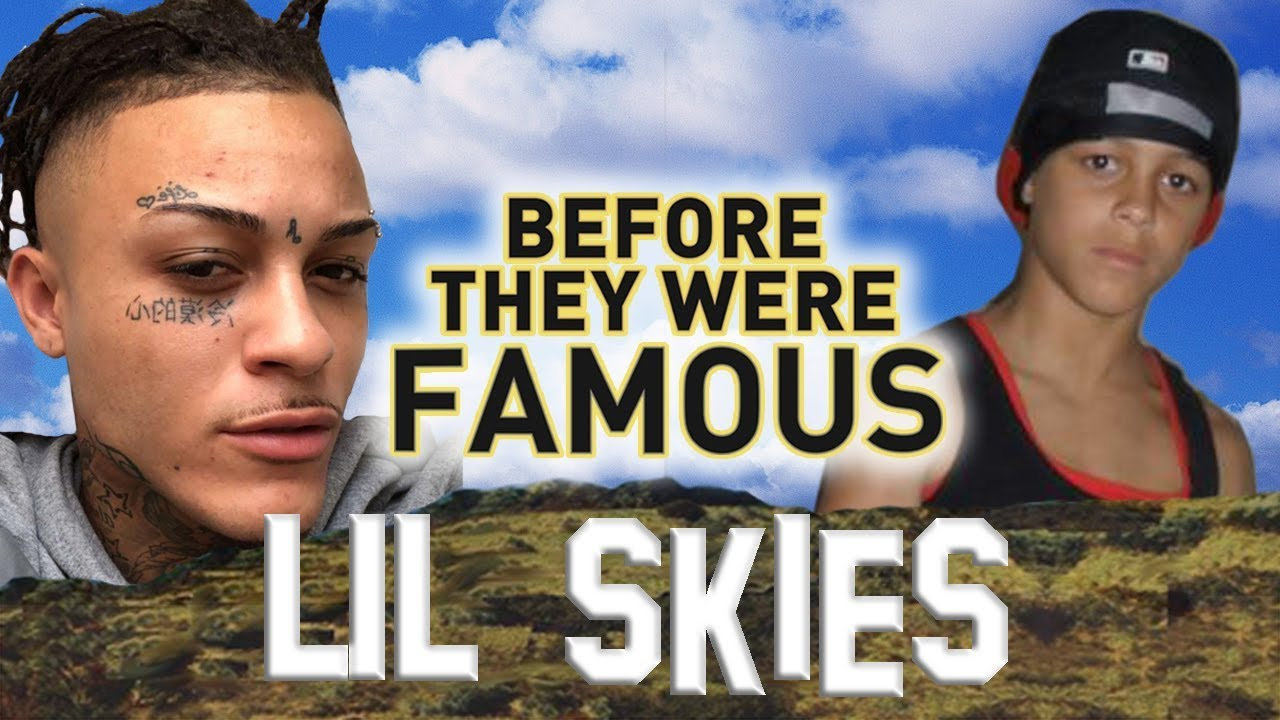 Keaton Jones Photos >> LIL SKIES | Before They Were Famous | Red Roses - YouTube