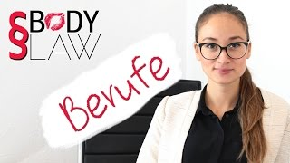 Jura - Studium - Berufe - Einstiegsgehälter - Anwalt - Staatsanwalt - Richter