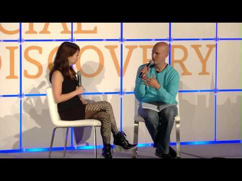 Glimpse Conference SF 2013: Fireside Chat - Wanelo