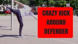 kill the defence with this move issy akka streetfootball trick