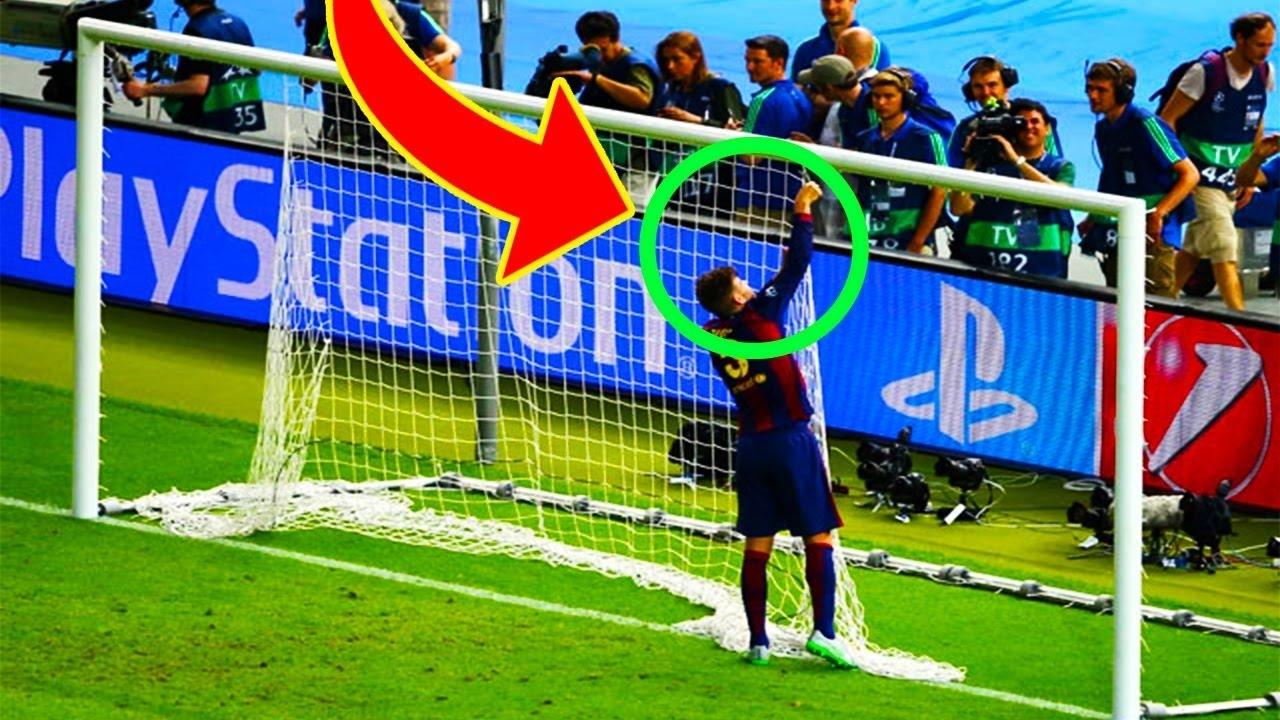 أكثر 10 قواعد مثيرة للإهتمام في لعبة كرة القدم..!!