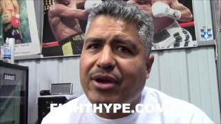 ROBERT GARCIA REVEALS FLOYD MAYWEATHER'S ONLY CHALLENGE AT 147; EXPLAINS WHY HE MAY NOT BE READY