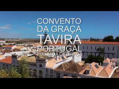 TAVIRA, PORTUGAL. RESTOS ALMOHADES  CONVENTO DA GRAÇA